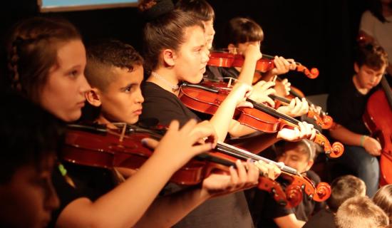 4cordes _ ubuntú _ violins SantSa